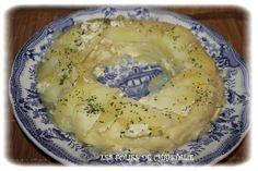 Couronne de pommes de terre à la vapeur ( Thermomix) - Les folies de Christalie : ou quand la cuisine devient passion