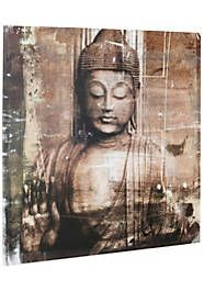 Stretched Canvas Print: Buddha Canvas Print by Sven Pfrommer : Buddha Kunst, Buddha Art, Buddha Canvas, Buddha Painting, Poster Prints, Art Prints, Cool Posters, Stretched Canvas Prints, Saatchi Art