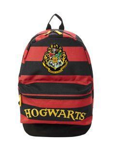 Harry Potter Hogwarts Backpack   Hot Topic