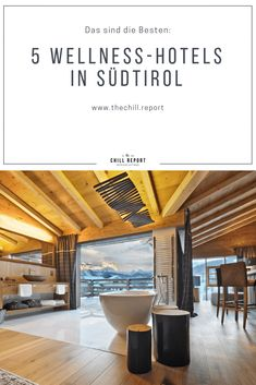 5 excellent wellness hotels in South Tyrol - The Chill Report South Tyrol, Hotel Reviews, Best Hotels, Europe, Italy, Outdoor Decor, Wine, Vacations, Traveling