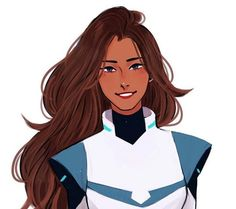 Genderbent lance looks so much like me it's scary