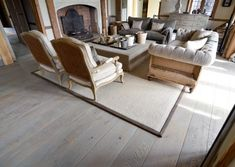 The West Sussex Antique Timber Company produce beautiful and timeless solid oak floors. Both plank and parquetry are compatible with underfloor heating. Plank Flooring, Floors, Timber Companies, Oak Framed Buildings, Parquetry, Underfloor Heating, Built In Wardrobe, Herringbone Pattern, Rustic Kitchen