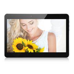 "Excelvan MTK6572 10.1"" Tablet Android 4.4.2 1GB RAM 8GB ROM Dual Core Dual SIM 3G Phablet Bluetooth GPS Tablet PCs"
