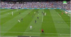 VIDEO: Le anulan gol a Cristiano Ronaldo ante el Málaga - El crack portugués ya celebraba, pero su anotación no contó por posición adelantada clarísima...
