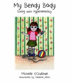 This might be good for my little (possible) zebra! Glad it can be purchased in the US. My Bendy Body - By Michelle O'Sullivan