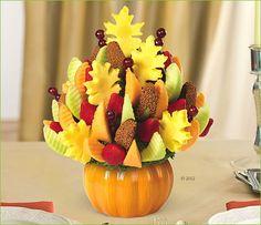 Fall Arrangements Fruit Baskets, Gourmet Gift Baskets and Fruit bouquets by Edible Arrangements