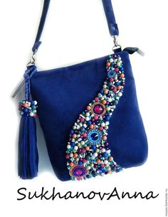 bags design for womans Beaded Purses, Beaded Bags, Denim Handbags, Purses And Handbags, Jean Purses, Embroidery Bags, Boho Bags, Patchwork Bags, Denim Bag