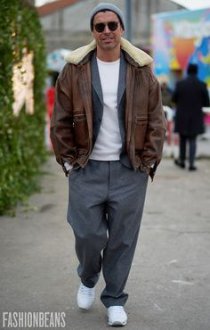 Men's Street Style #instafashion #ootd #menwithstreetstyle #streetstyle #menswear #mensfashion
