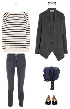 """Paris in the fall"" by styleinacoldclimate ❤ liked on Polyvore"
