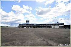 Zanderij airport