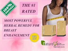 Uplift and Firm Saggy Breast by Natural Supplements