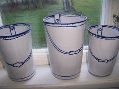 Vases by Marianne Hallberg