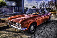 Fiat 124 sport coupè