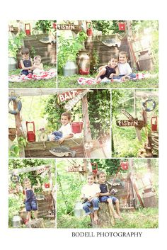 Just love this set and the adorable kids!  :-)  Everyone should check out Bodell Photography as she is the BEST!