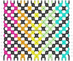 String Bracelet Patterns, Diy Friendship Bracelets Patterns, Double Mirror, Alpha Patterns, Bracelet Making, Dates, Minecraft, Bff, Origami