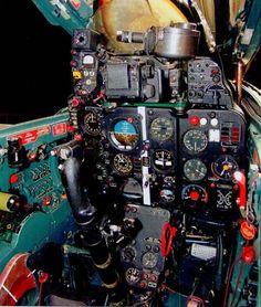 """Mig-21F """"Fishbed"""" No.1014 Czechoslovak AF"""