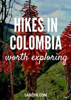 8 Hikes in Colombia worth exploring by http://sarepa.com