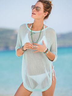 High-low Cover-up...hm maybe for punta Cana?