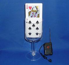 102.04$  Buy here  - Remote Control Card Rise -Magic trick, stage magic card magic,classic toys