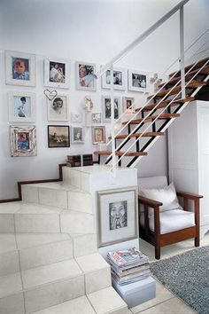 Stairs and Frame | Trappe en Rame