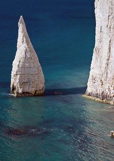 The Old Harry Rocks ,Dorset England