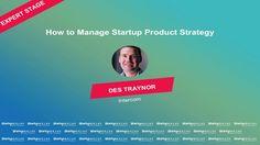 Des Traynor (Intercom) at Startup Grind Global 2016 - YouTube