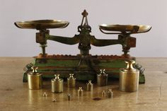 scales by slava che on Etsy