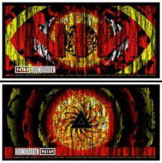 Brad Klausen Nine Inch Nails & Soundgarden Posters On Sale