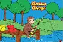 Fun Rugs Curious George Fishing Juvenile Accent Rug 39Inch by 58Inch ** Check out the image by visiting the link.(This is an Amazon affiliate link and I receive a commission for the sales)