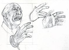 how to draw hands - Yahoo Image Search Results