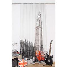 Záves Londýn
