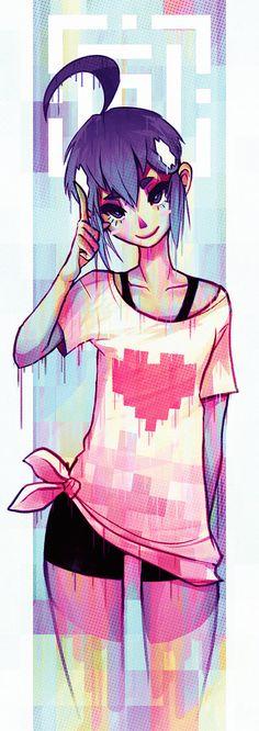 THANKS et en couleurs by DeadSlug on DeviantArt