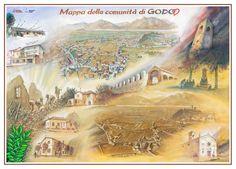 > Mappa di Comunità di Godo