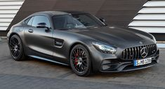 Mercedes-AMG has brought the GT C Edition 50 to the 2017 Detroit Auto Show.