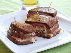 Grilled Reuben Sandwiches - recipe!