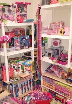 You stockpile for gifts