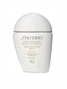 Shiseido Urban Environment Oil-Free UV Protector Broad Spectrum SPF 42