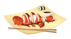 """Finding Nemo"" on your Sushi plate"
