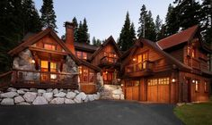 Tahoe Home (Michael Kelly Photography)