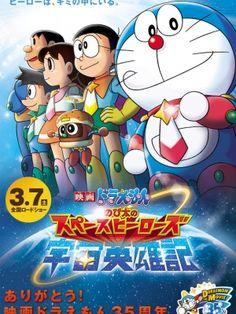 Doraemon: Nobita Và Những Hiệp Sĩ Không Gian - HD