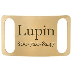 Customized Slide-On Dog ID Tags - Stainless Steel and Brass - Engraving Guaranteed for Life >> Review more details here : Dog tags for pets