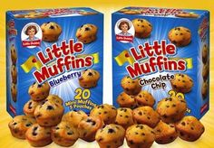 Little Debbie Little Muffins Giveaway!  Find out how to win an entire case of them!