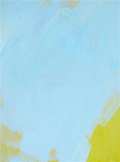 "Original art for sale at UGallery.com | Yellow with a Swoosh by Lana Williams | $800 | oil painting | 24"" h x 18"" w 
