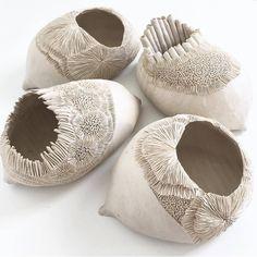 """New Totally Free organic Ceramics sculpture Concepts """"Jo Boyer ceramics Jo-Ann Boyer – # Ceramic Clay, Ceramic Painting, Ceramic Artists, Ceramic Pottery, Pottery Art, Pottery Ideas, Pottery Tools, Ceramic Birds, Painting Art"""