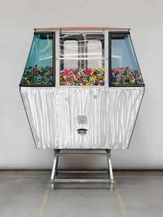 Vending Machine by ECAL/ Baker Wardlaw, Yves Décoppet. Verbier Mountain Climbers: Revisiting A Swiss Icon | Yatzer