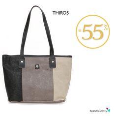 Οι τσάντες των ονείρων σου από την συλλογή THIROS με έκπτωση έως -55% 11876fee9db