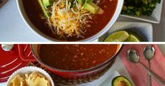 Here's the ultimate chili recipe to help you bring home the Chili Cook-off grand prize. This is a super simple beef chili with a few surprise ingredients to set it apart from the rest. The Texas Sized Chili Bar includes Mexican Cheeses sour cream avocado fresh lime cilantro green onion and tortilla strips. Your guests can make their own custom handcrafted chili bowls. This recipe is a hands down favorite!