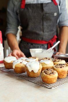 Baking Bootcamp:  Chocolate Hazelnut Rolls with Quick Puff Pastry | http://joythebaker.com/2015/10/baking-bootcamp-chocolate-hazelnut-rolls-with-quick-puff-pastry/