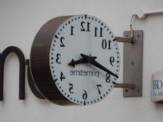 The upside down clock Cork S Ireland