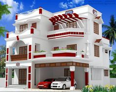 Voorbeeld huis Guinee